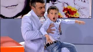 видео Болезнь дыхательных путей (бронхит, пневмония) у малыша и ребенка до 1 года