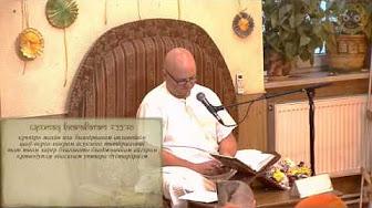 Шримад Бхагаватам 4.22.40 - Анируддха прабху
