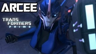 Transformers Prime: The Game - Arcee Multiplayer Gameplay w/ Commentary