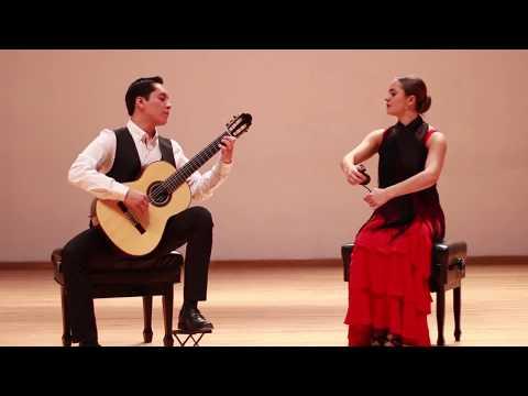 """El Vito"" by Embrujo Mestizo (Guitar and Castanets)"