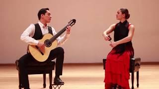 El Vito by Embrujo Mestizo (Guitar & Castanets)
