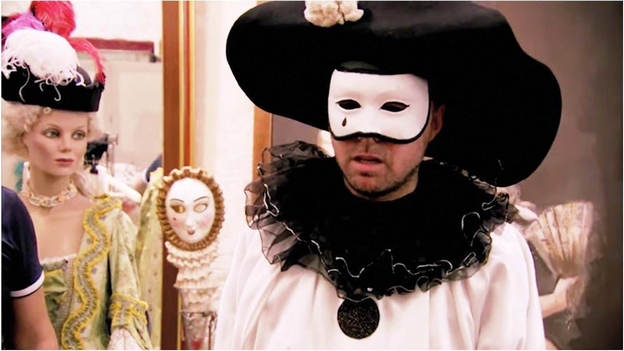 Download Karl Pilkington Hates Venetian Masked Balls | An Idiot Abroad S3 Ep1 | Dead Parrot