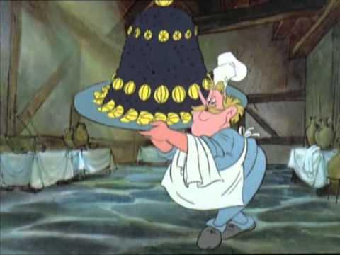 Asterix Twelve Tasks - 1975 BG AUDIO