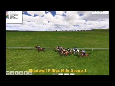 Season 3 FR Wk10 R11 Shadwell Fillies Mile Group 1
