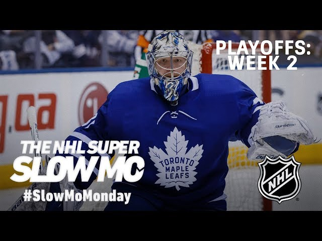 Super Slow Mo: Playoffs Week 2