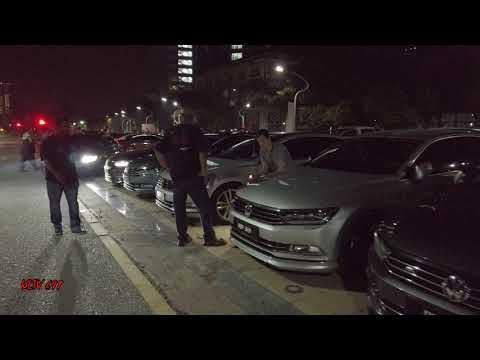 TEA TIME WITH VOLKSWAGEN OWNERS CLUB MALAYSIA #GOLF #PASSAT #SCIROCCO #R35