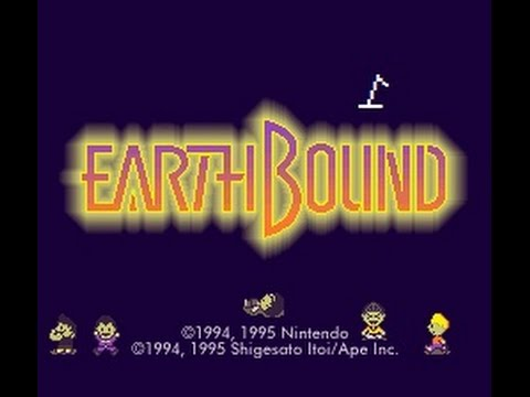 Jeff Plays! Earthbound: Sprite Hack Part 1: The Beginning of the End?