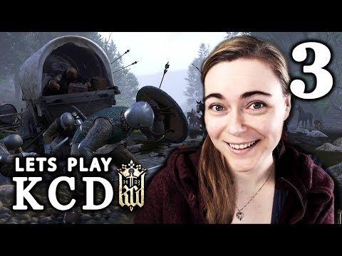 (Henry's Great Escape!) Lilia Plays Kingdom Come: Deliverance - Part 3