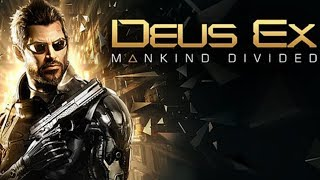 Deus EX: Mankind Divided, Let's Play No Commentary