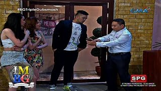 "Bubble Gang: ""Sir, ikaw 'yung may scandal"