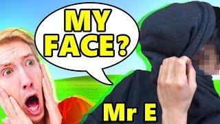 MR E FACE REVEAL !? - Chad Wild Clay Vy Qwaint Spy Ninjas