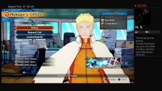 Naruto to Boruto Shinobi Striker: Justice League Unlimited
