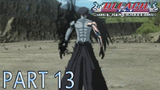 "Let's Play Bleach Soul Resurreccion/Resurrection Part 13 ""Ichigo Kurosaki Vs AIZEN"" (PS3)"