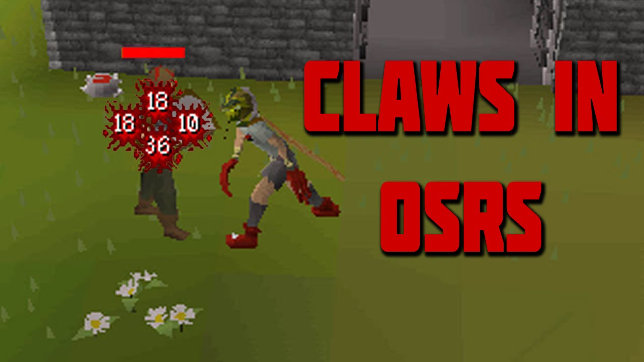 How To Get Dragon Claws On Osrs Framed Youtube