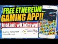 Get 1 ETH gaming app! Instant withdrawal!