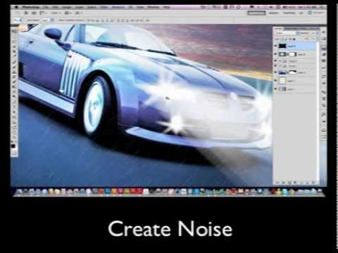 Advanced Photoshop Special Effects and Web Design Class Summary