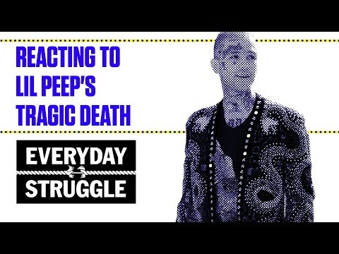 Thumbnail: Reacting to Lil Peep's Tragic Death | Everyday Struggle