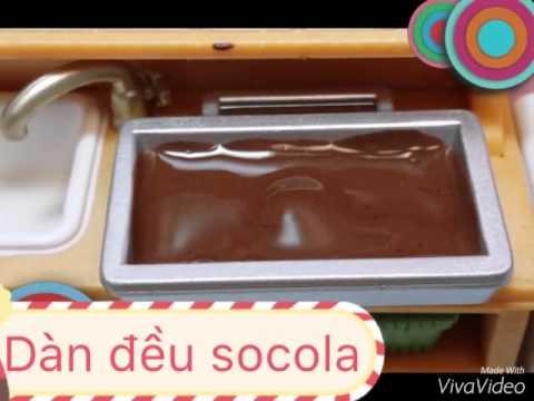Món ăn : Cách làm socola sữa cực ngon chỉ với 2 nguyên liệu dễ tìm