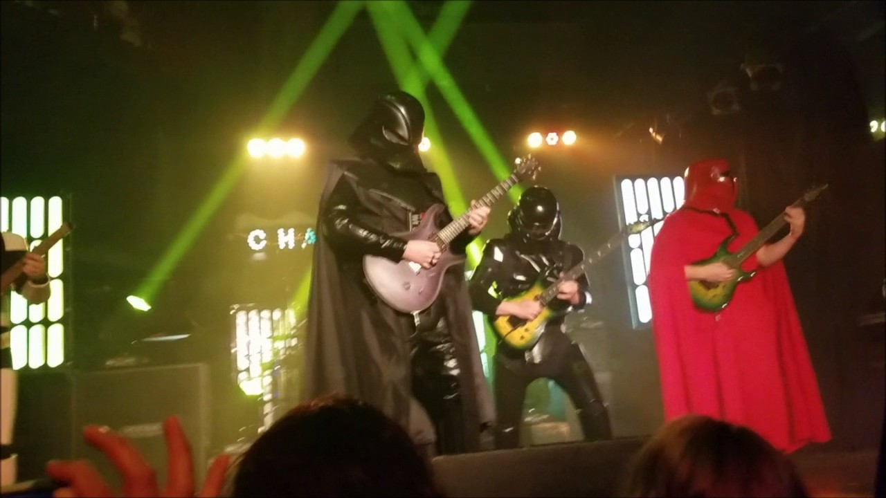 Galactic Empire - Intro/Main Theme *FIRST LIVE SHOW ...