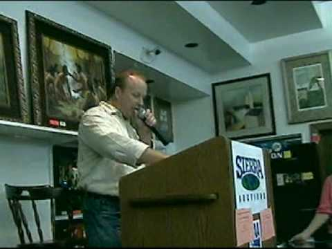Brett Higgins, Auctioneer, Phoenix, AZ
