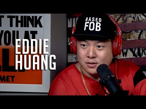 Eddie Huang Talks Being Against Fresh Off The Boat, Why His Dad Walked w/ AK + Not being a Drake Fan