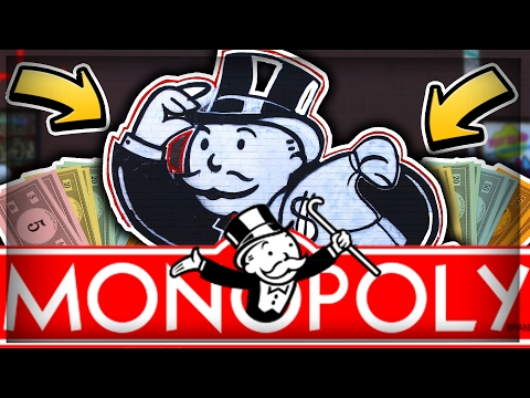 I AM THE BEST AT MONOPOLY - Monopoly Plus w/JeromeASF