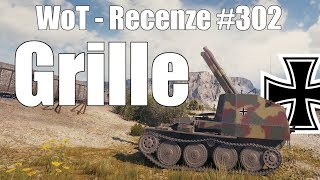 World of Tanks | Grille (Recenze #302)