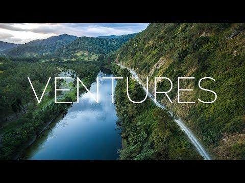Ventures | Landscape Drone Film