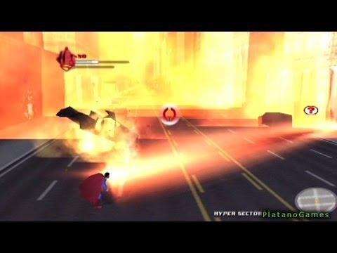 Superman Returns - Showcasing Super Powers & Ablities - HD