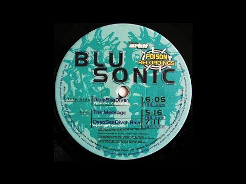 Blusonic - Deep Sea Diver (Cyberdive Original Mix) (Trance 1997)