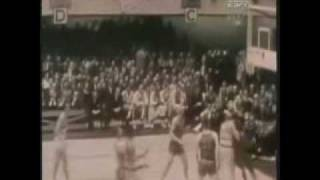Wilt chamberlain scores 100 points in a single game