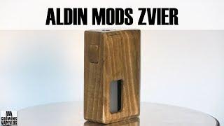 Custom Box Mod - Aldin Mods Zvier - High End Review (CZ)