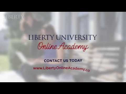 Liberty University Online Academy: Classes