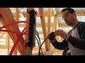 How to install a PEX tubing and manifold system. DIY plumbing tips