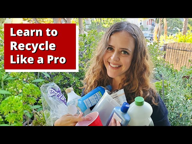 Athens Academy - Learn to Recycle Like a Pro