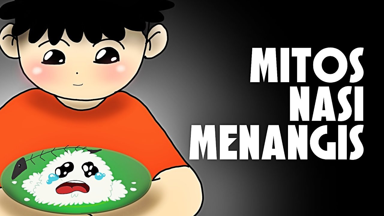 Kartun Lucu AKIBAT TIDAK MENGHABISKAN MAKANAN Funny Cartoon Animasi Indonesia