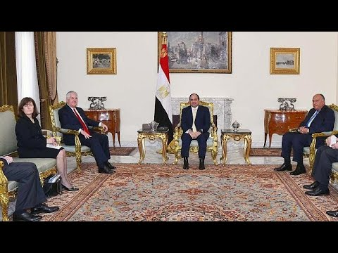 Egypt to US: Palestine must have Eastern Jerusalem as its capital