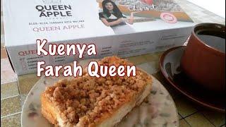 Gambar cover Queen apple Queen Strudel Resep terbaru by Chef cantik Farah Queen