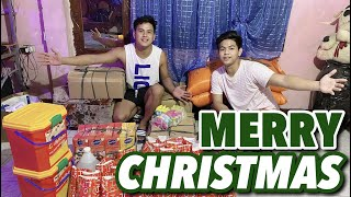 GIFTS FOR THE CHILDREN | NAG GROCERY KAMI CAPUNO BROTHERS | GLESTER CAPUNO