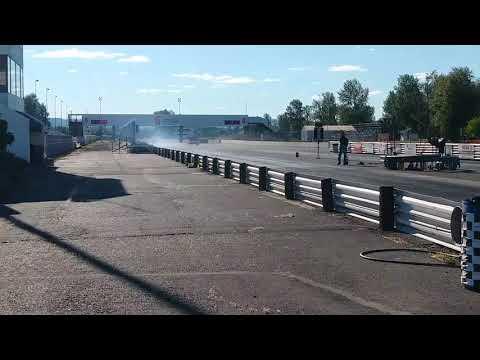 P.i.r raceway. Roger kennedy right lane 427 c-10