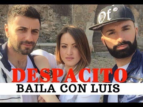 DESPACITO Luis Fonsi ft. Daddy Yankee (Cover) COREOGRAFIA   BAILA CON LUIS 2017