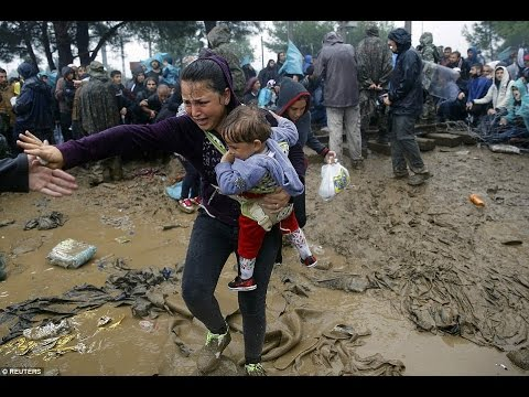 Syrian Refugee Crisis - Where do we go now?