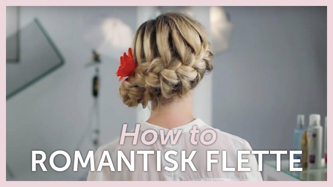 lær at flette dit eget hår
