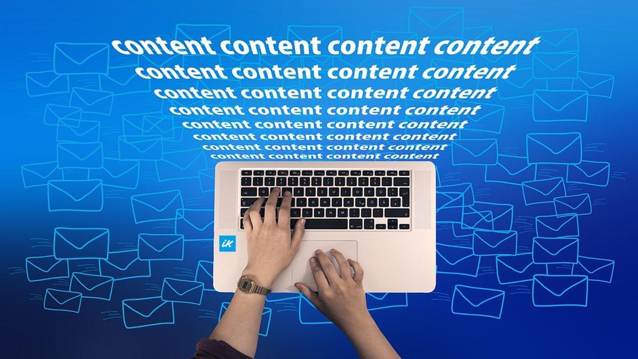 7 cách xây dựng chiến lược nội dung tiếp thị