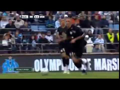 Olympique de Marseille vs Grenoble Foot 38 - Ligue 1 (2008/2009)