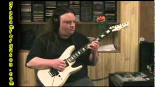 """""""Be Quick Or Be Dead"""" Iron Maiden cover by Graham Ferguson"""