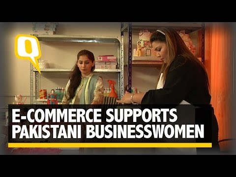 The Quint: E-Commerce Breaks Barriers for Pakistani Women Entrepreneurs