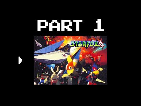 Star Fox 64: Rule 34 - PART 1
