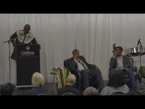 A Conversation with Prof Horace Campbell