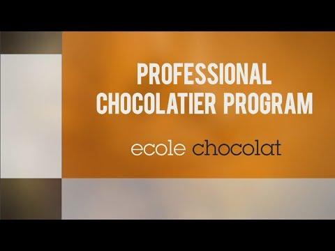 Professional Chocolatier Program